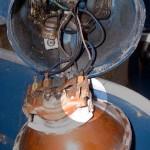 Rear Side of Headlamp