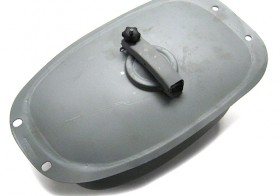 How To Clean A Rusty Vespa Gas Tank