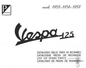Vespa125Partsbook