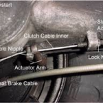 How To Replace A Classic Vespa Cable