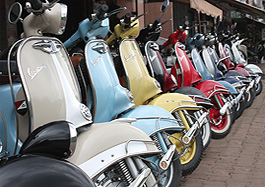 Vespa Colour Codes Cracked