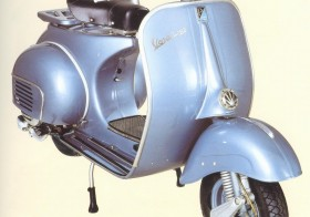 61 Vespa VBB Restoration Project (Part 2 of 6)