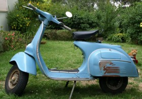 1967 Vespa 150 Super Restoration Project (Part 1 of 5)