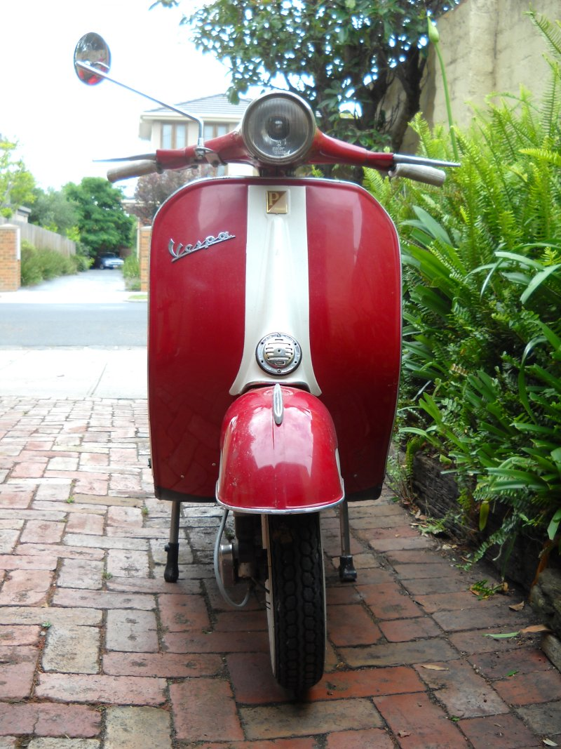 How to Spot A Asian Classic Vespa Import