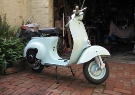 Vespa 1964 50cc Small Frame