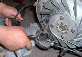 HOW TO FIX A VESPA GEAR SELECTOR PROBLEM