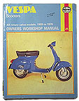 Vespa Haynes Owners Workshop Manual 1959-1978: