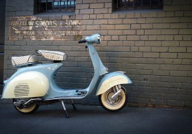 Handy Tips for Your Vintage Vespa