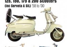 Haynes – Lambretta Repair Manual 125,150,175 & 200 Scooters