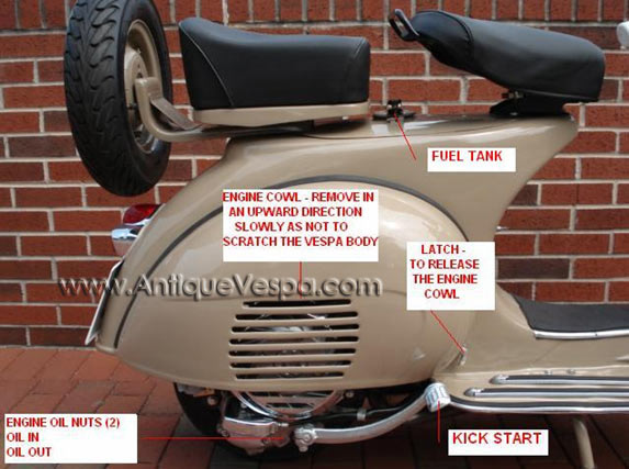 Running A Vespa Engine Rebuild For the First Time | The