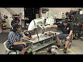Vespa P200 Restoration – PART 3 – Engine, Fork & Controls Installation