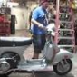 All Original 1979 Vespa P200E!